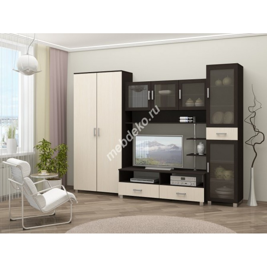 Мебель для гостиной - это, прежде всего, стенки