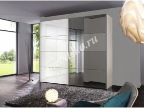 """Шкаф купе """"Элитный 5"""" с подвесной системой дверей"""
