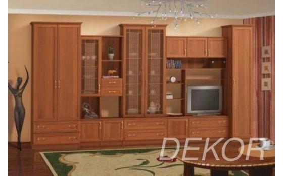 """Набор мебели для гостиной в классическом стиле """"Бравия-1"""""""