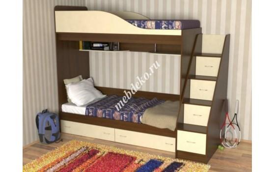 """Детская кровать-чердак """"Ариадна"""""""
