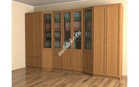 """Стенка в детскую комнату """"Эсфирь-7"""" библиотека"""