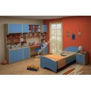 """Набор мебели в детскую комнату   с кроватью и комодом """"Белоснежка-10"""""""