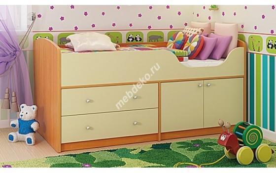 """Детская кровать """"Приют-мини"""""""