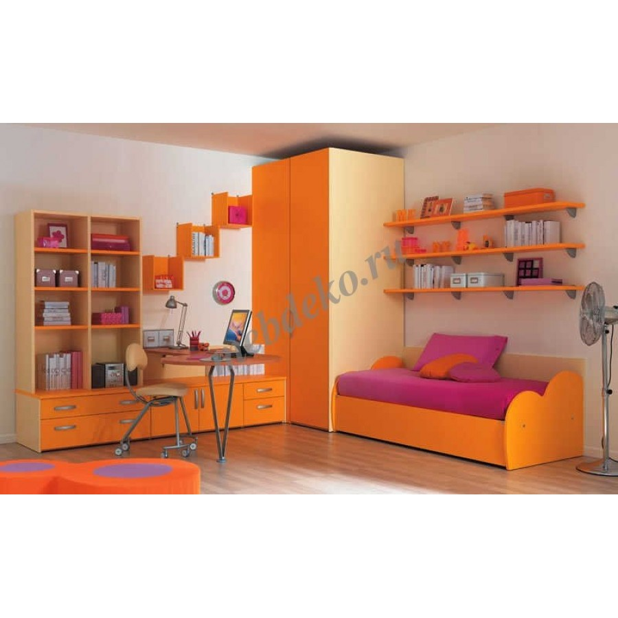 Детская мебель для квартиры, детсада по индивидуальному прое.