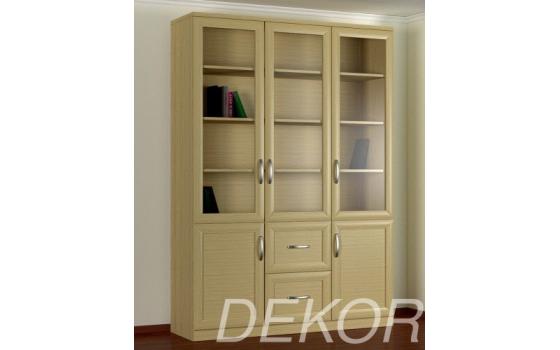 Шкаф для книг КН-3 №4 с ящиками