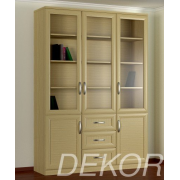 Шкаф для книг трехстворчатый КН-3 №6