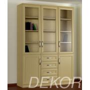 Книжный шкаф КН-3 №8 3-ств
