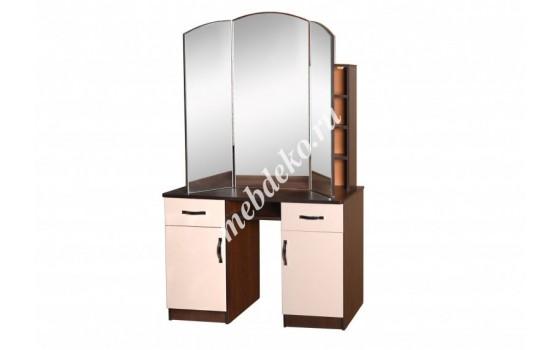 """Туалетный столик """"Адонис 1"""" с зеркалом"""