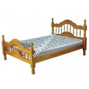 """Кровать """" Аделаис """" из натуральной сосны"""