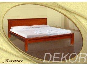 """Кровать на ножках из массива натурального дерева """"Агата"""""""