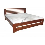 """Кровать """" Амаранта """" из массива дерева"""