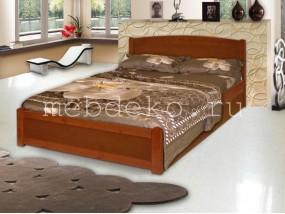 """Кровать из массива  дерева  """"Березка"""""""