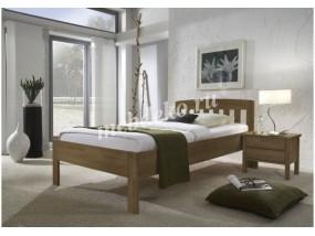 Кровать из натурального дерева Ева-16