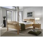 Кровать из натурального дерева Ева-17