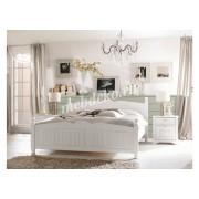 Кровать из натурального дерева Ева-3