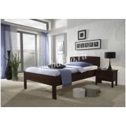 Кровать из натурального дерева Ева-14