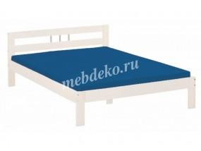 Кровать из натурального дерева Ева-18