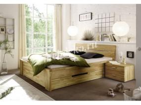Кровать из натурального дерева Ева-9