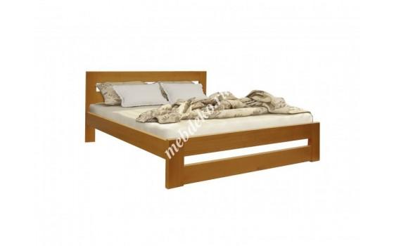 """Кровать """"Калинка 5"""" из массива сосны"""