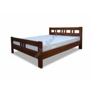 """Кровать """" Одилия """" из натурального дерева"""