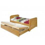 """Оригинальная кровать """"Полинка"""" с выкатным спальным местом и подъёмным механизмом"""