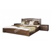 """Кровать """"Селеста"""" из массива сосны"""