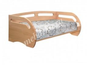 """Кровать из массива дерева """"Смарт"""""""