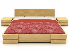 """Кровать в японском стиле """"Токио"""" из массива дерева"""