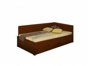 """Кровать подростковая с ящиками """"Юниор 7"""""""