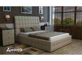 """Мягкая кровать """"Диона"""""""