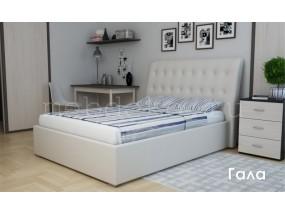 """Мягкая кровать """"Гала"""""""