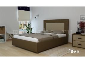"""Мягкая кровать """"Гели"""""""