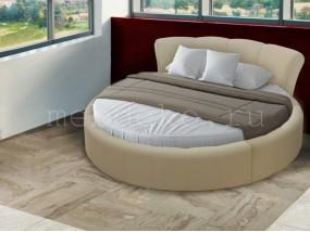 """Круглая кровать """"Вероника"""""""
