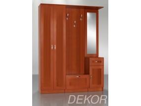 Набор мебели для прихожей Анна-1 с распашным двустворчатым шкафом