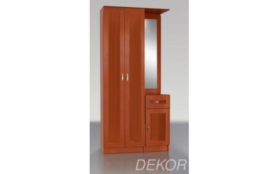 Набор мебели для прихожей Анна-4 со шкафом для платья