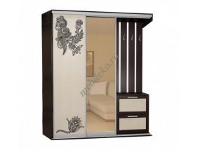 """Набор мебели для прихожей """"Жозефина-11"""" со шкафом-купе"""