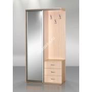 Комплект мебели для прихожей Ирина-3 с ростовым зеркалом