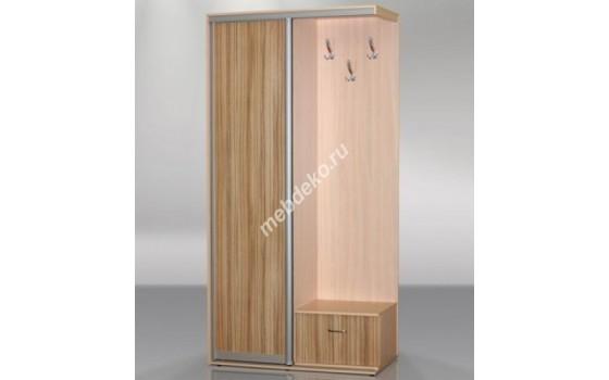 Набор мебели в прихожую Ирина-4 с вешалками