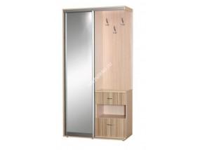 Набор мебели для прихожей Ирина-5 с большим зеркалом