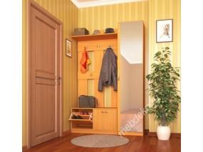 Мебель в прихожую Ольга-4 с большим зеркалом