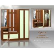 Мебель для прихожей Прага с платяным шкафом