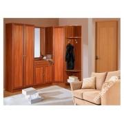 Набор мебели в прихожую Салют-12 с угловым шкафом