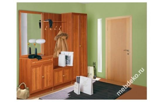 Комплект мебели для прихожей Салют-4