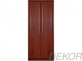Шкаф распашной МДФ 2-х дверный