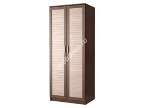 """Распашной двухдверный шкаф для одежды """"Эрника-2"""""""