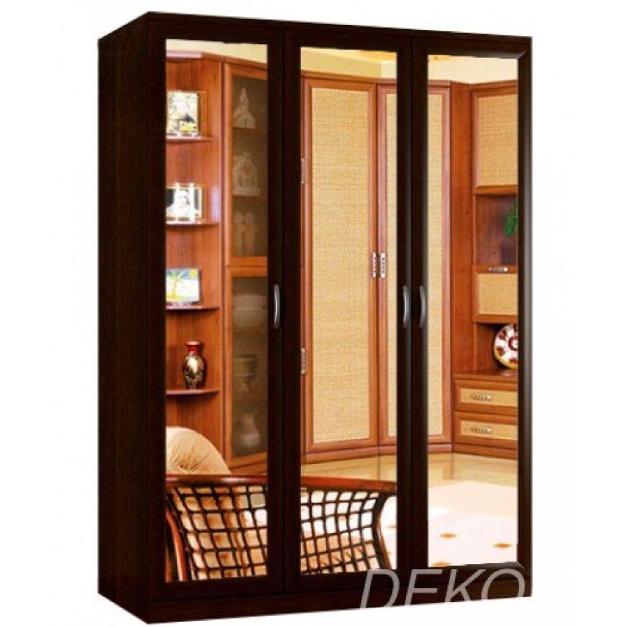 Шкаф распашной классика 3з-о за 10400 руб., фото.