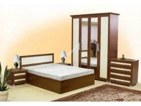 """Спальня """"Эдем"""" с рамочными фасадами"""