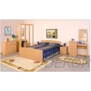 """Комплект мебели для спальной комнаты """"Арина-1"""" с рамочными МДФ фасадами"""