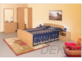 """Набор мебели в спальню """"Арина-2"""" с трехдверным распашным шкафом"""