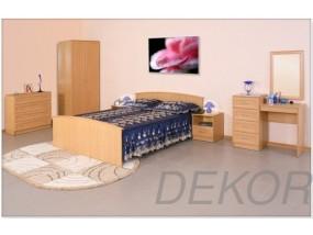 """Комплект мебели в спальню """"Арина-4"""" с туалетным столиком"""